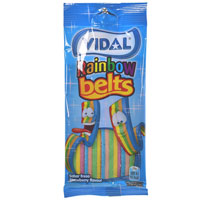 Rainbow Belts 100g Bag