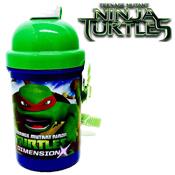Teenage Mutant Ninja Turtles Pop up Bottle