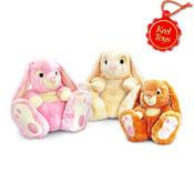 18CM Patchfoot Rabbits