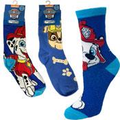 Boys Paw Patrol Ryder Character Socks