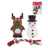 Christmas Dog Toys 3 Pack