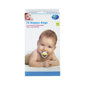 75 Nappy Bags