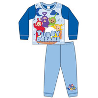 Official Boys Toddler Teletubbies Pyjamas