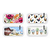 Assorted Modern Designs Tray