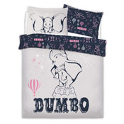 Official Dumbo Presenting Reversible Duvet Set