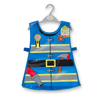 Firefighter Tabard PVC Apron