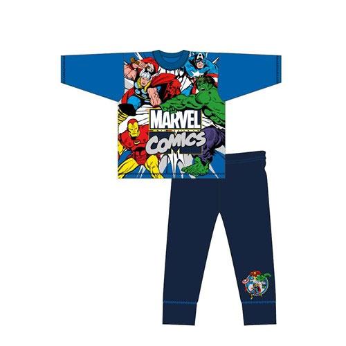 Older Boys Marvel Comics Pyjama Set