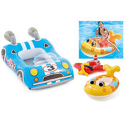 Inflatable Pool Cruiser