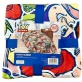 Official Toy Story Fleece Blanket