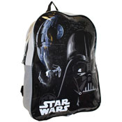 Star Wars Black/Grey Backpack