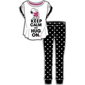 Ladies Snoopy Pyjamas