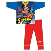 Boys Superman Hero Pyjamas