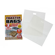 Non Stick Toaster Bag Twin Pack