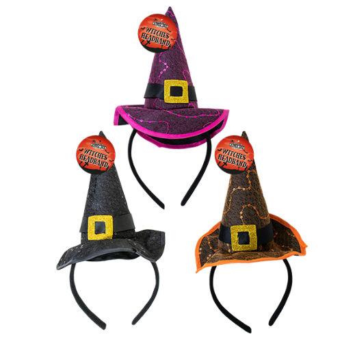 Halloween Witches Headband