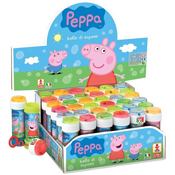 Peppa Pig Novelty Soap Bubbles