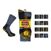 Mens Wool Work Socks