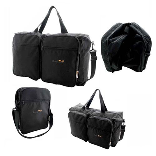 Borderline Space Saving Folding Travel Bag