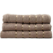 Luxury Egyptian Cotton Bath Towel Beige
