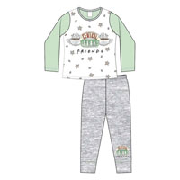 Girls Older Official Friends Central Perk Pyjamas