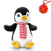 20cm Penguin With Scarf