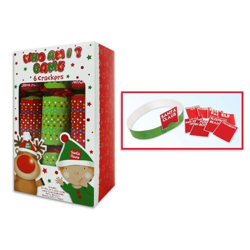 Wholesale Who Am I? Game Crackers | Wholesale Christmas ...
