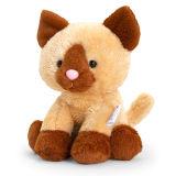 14cm Pippins Siamese Cat Soft Toy