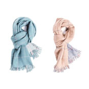 Mens Reversible Fashion Scarf