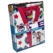 My Little Pony Dressing Gowns in Gift Box