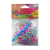 Loom Bands With Tool And Clips