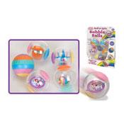 Unicorn Spin & Roll Bubbles