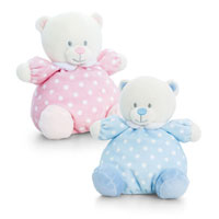 16cm Baby Puffball Bears