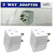 3 Way Adapter Plug