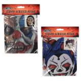 Halloween Clown Stretch Face Mask