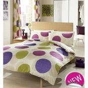 Passion Purple Duvet Set Bedding