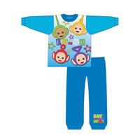 Official Boys Toddler Teletubbies Sub Pyjamas