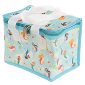 Woven Lunch Box/Cool Bag Enchanted Sea Mermaid Print