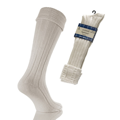 Mens Kilt Socks