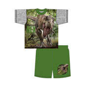 Older Boys Jurassic World 2 Shortie Pyjamas