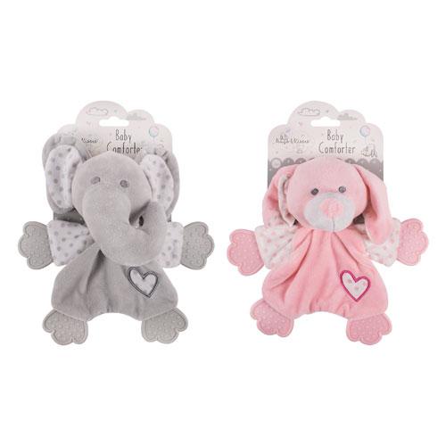 Plush Comforter Toy