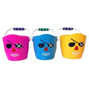 Pirate Beach Buckets