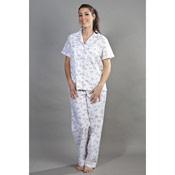Ladies Floral Pyjamas