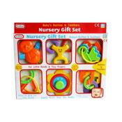 Baby Nursery Rattle Gift Set