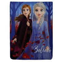 Official Disney Frozen Believe Fleece Blanket