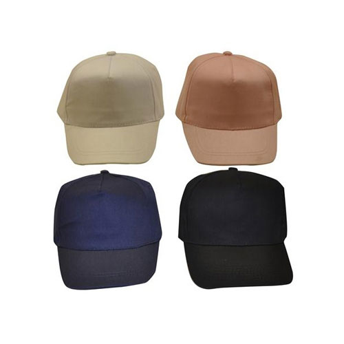 5 Panel Baseball Caps