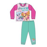 Girls Toddler Official Paw Patrol Pyjamas