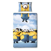 Minions Bellow Panel Duvet Set