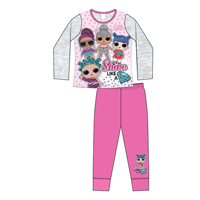 Girls Older Official LOL Surprise Diamond Pyjamas