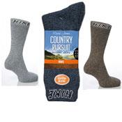 Mens Big Foot Hike Socks