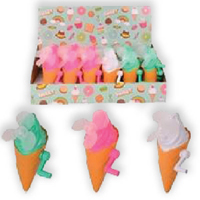 Ice Cream Wind Up Fan