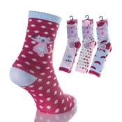 Kitty Cat Girls Socks